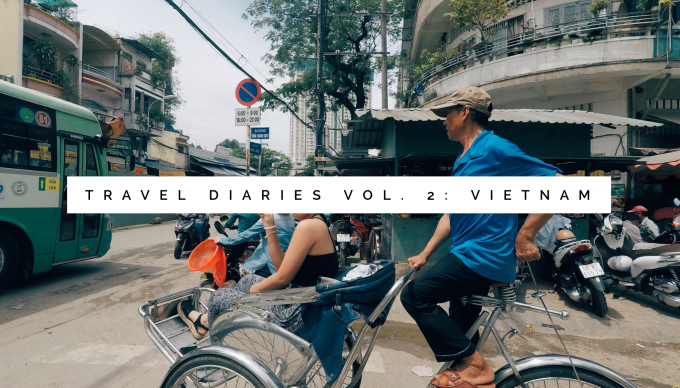 travel diaries vol.2: vietnam (ho chi minh)